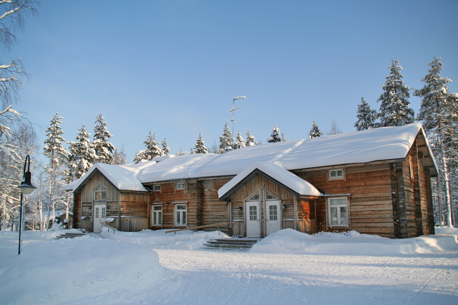 Winterwoche in der Saija Lodge