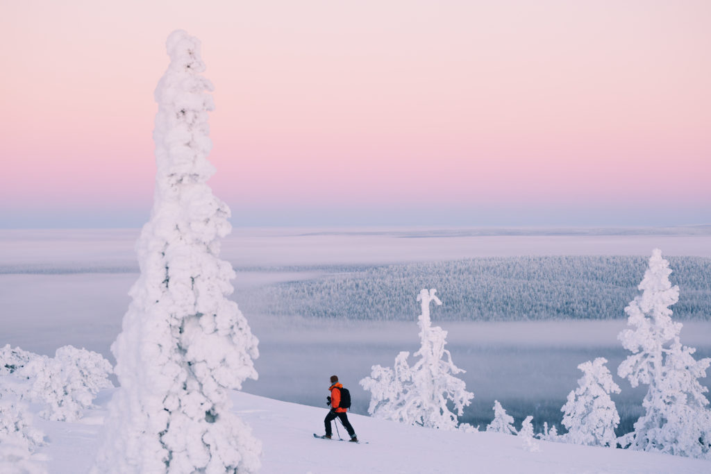 "Aktivwoche ""First Time in Lapland"""